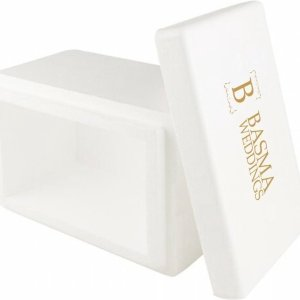 BASMA Weddings   EPS Box   Tempex Isolatie doos   Piepschuim bak   17 liter