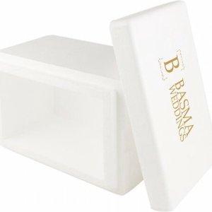 BASMA Weddings   EPS Box   Tempex Isolatie doos   Piepschuim bak   6 liter