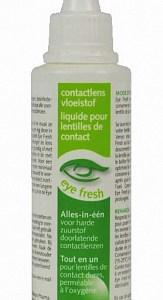 Eyefresh Lenzenvloeistof Alles-in-een Harde Lenzen