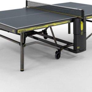 Sponeta SDL Raw Edition indoor tafeltennistafel - Speelklaar geleverd