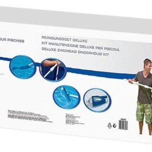 Intex Luxe 7-delig Zwembad Schoonmaakset - Onderhoudsset