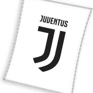 Juventus - Fleece - Plaid - 150x200 cm - Wit