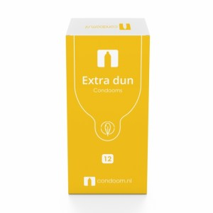 Condoom.nl Extra Dun Condooms