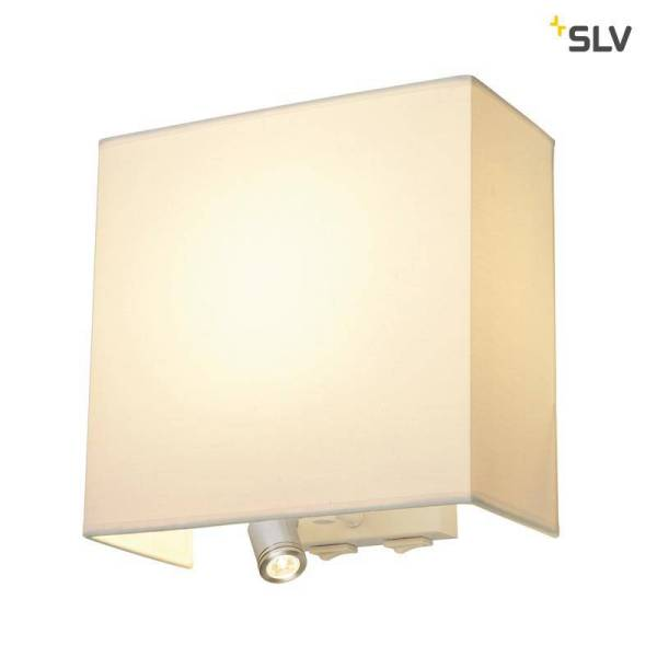 SLV Accanto LEDspot wit bedlamp