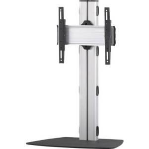 VCM Morgenthaler FLAT-110 Videowall standvoet 106,7 cm (42) - 139,7 cm (55) In hoogte verstelbaar, Kantelbaar