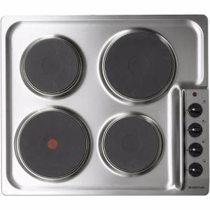 Inventum elektrische kookplaat (inbouw) IKE6010RVS