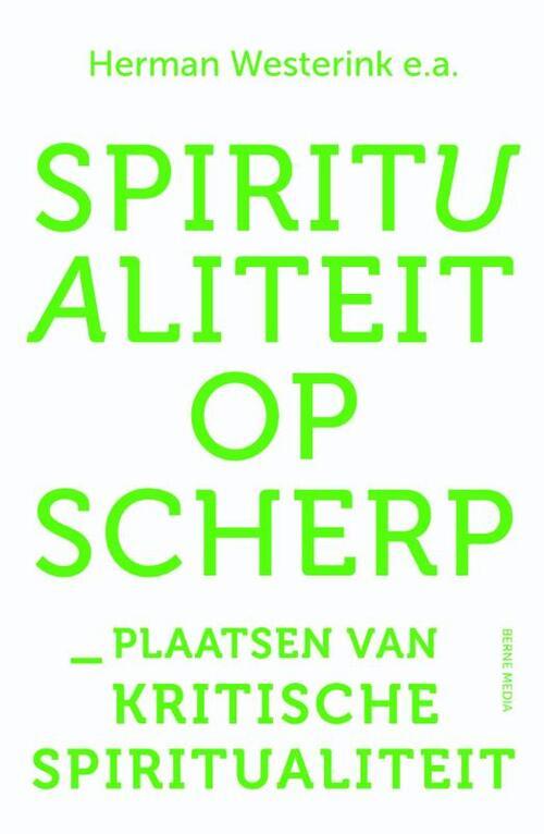 Spiritualiteit op scherp - Paperback (9789089721716)