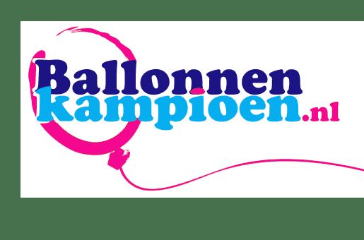 ballonnenkampioen ballondecoratie feest
