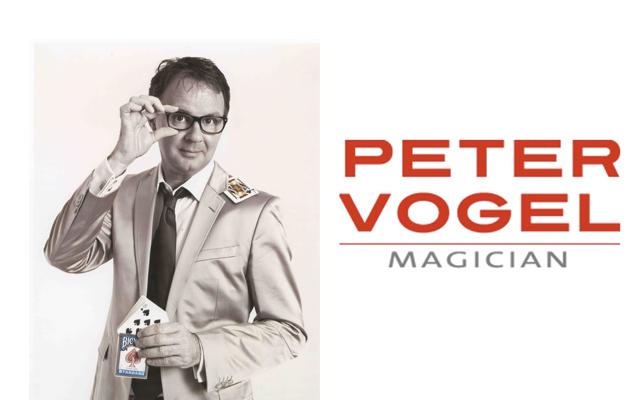 Peter Vogel – goochelaar