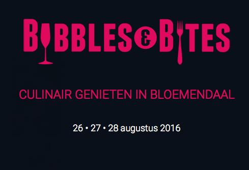 bubbles & Bites bloemendaal alleavoorevents.nl