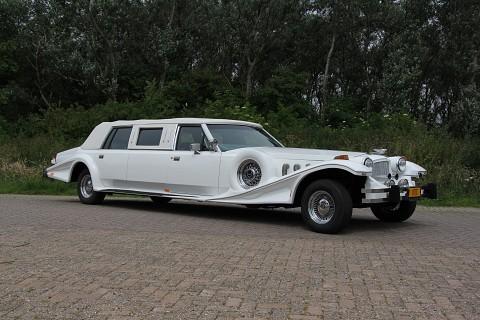 Limousine- en Trouwservice Otte