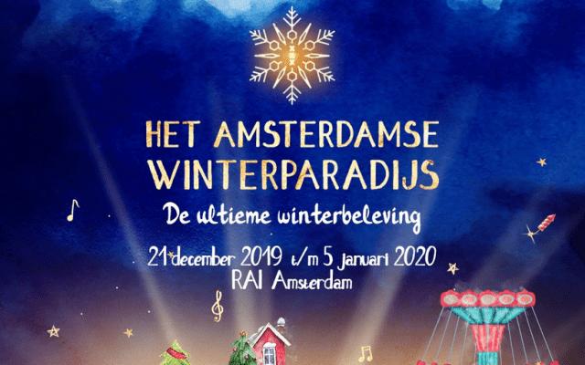 Het Amsterdamse Winterparadijs