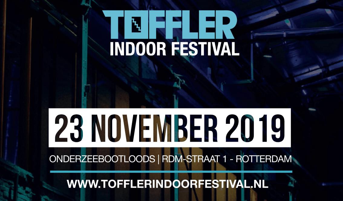 Toffler Indoor Festival - Technofeest