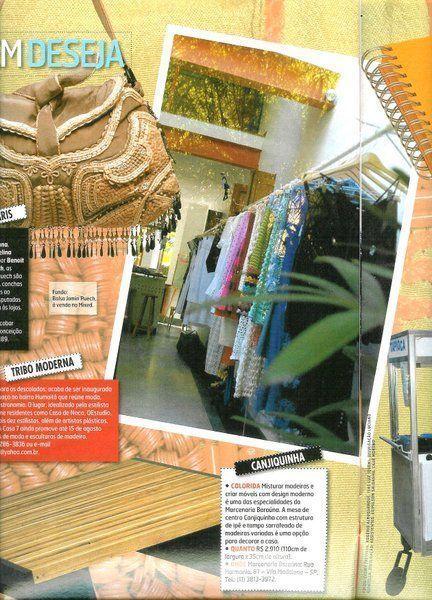 """Casa 7- Revista """"Caras"""""""