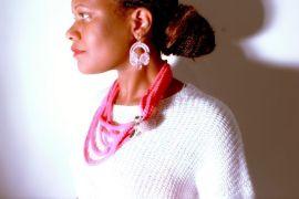 Curso basico de Crochet. Aprenda hacer este maravilloso collar de crochet. AlletheaMattos DIY