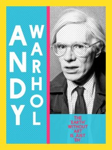 Andy Warhol Poster in InDesign