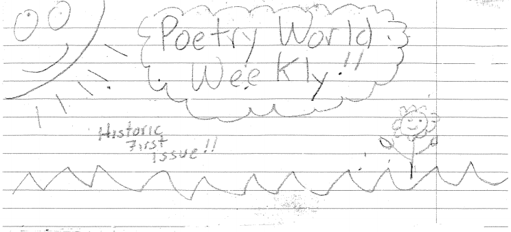 Poetry World Weekly No.1