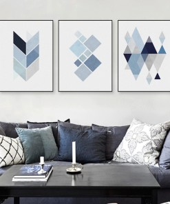 Geometric Wall Art Decor