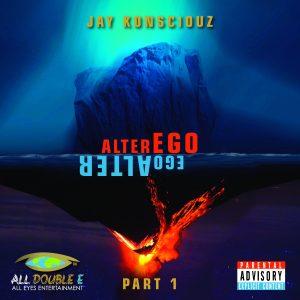 Alter Ego, Part 1 Album Cover