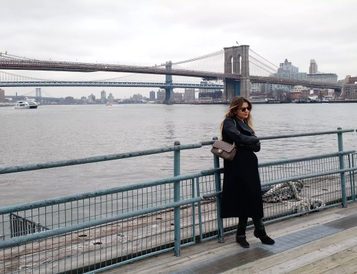 new newyork fashion style bloggers alleygirl - South Street Seaport