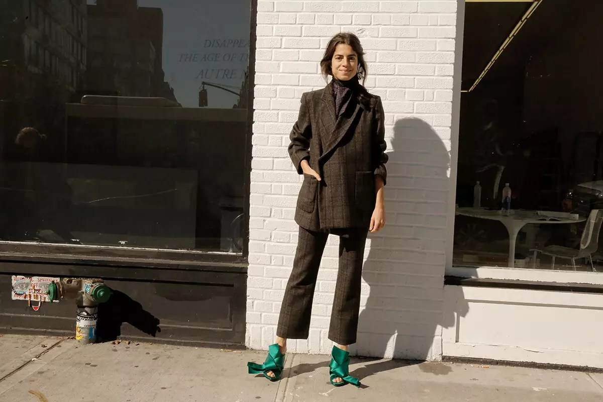 e324749ffbdd why designer shoes are so expensive fashion blogger alleygirl newyork manrepeller.  Leandra s  450 No 21 Mule Sandals.