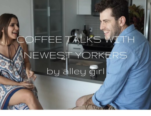 COFFE TALKS WITH NEWEST YORKERS - Coffee Talks with Newest Yorkers *