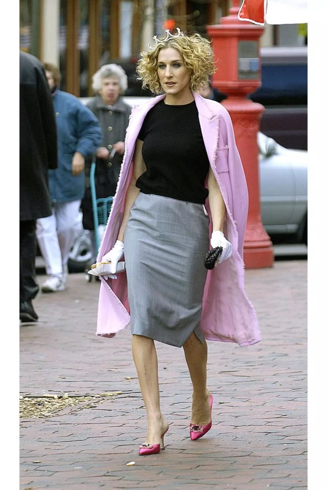 best carrie bradshaw looks according to alley girl 2