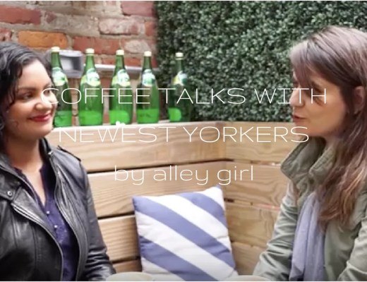 COFFE TALKS WITH NEWEST YORKERS - Coffee Talks with Newest Yorkers: Melissa A. Martin