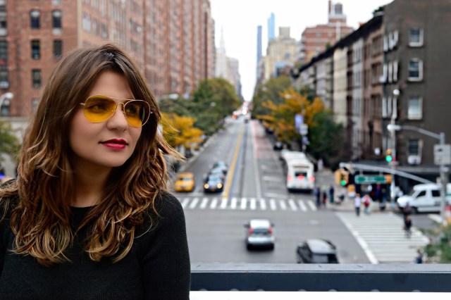jersey-dress-gold-shoes-alley-girl-betul-yildiz-new-york-fashion-blogger-3