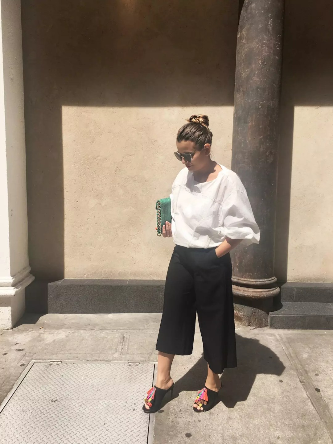 spring-culottes-style-with-fringe-sandals-alley-girl-new-york-blogger