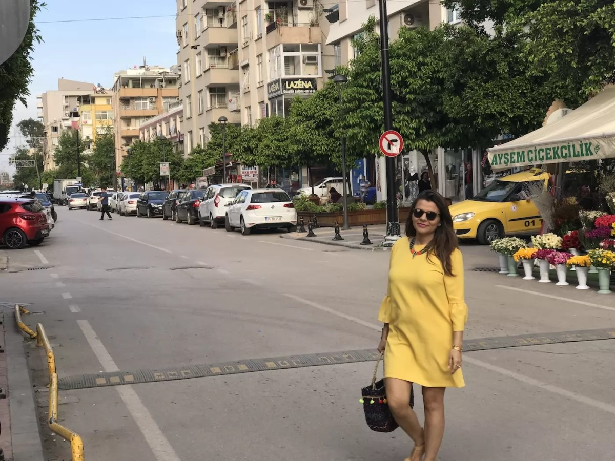 Adana The City Of Craziness and Non-Existing Baby Bump