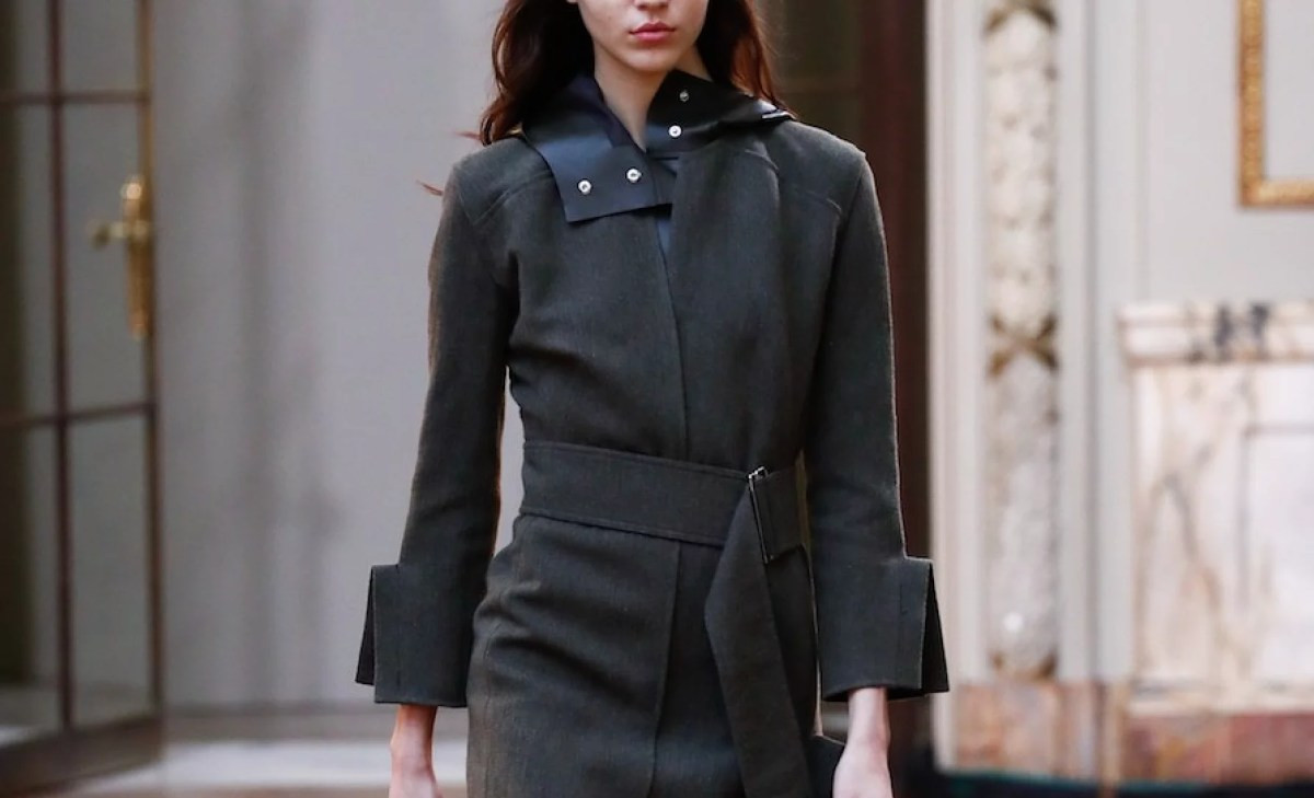 NYFW Victoria Beckham 2018 Fall Collection Review by Alley Girl