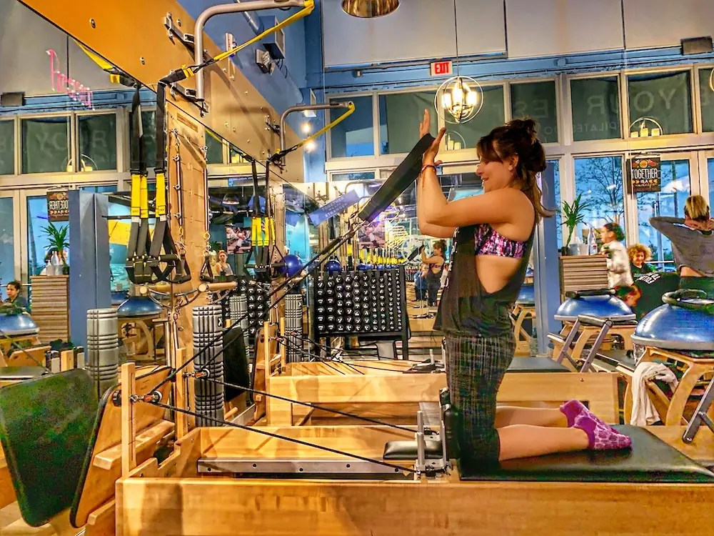 Club Pilates  is Going to Make You Love Pilates