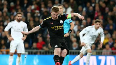 Real Madrid Stunned by Late Manchester City comeback 2
