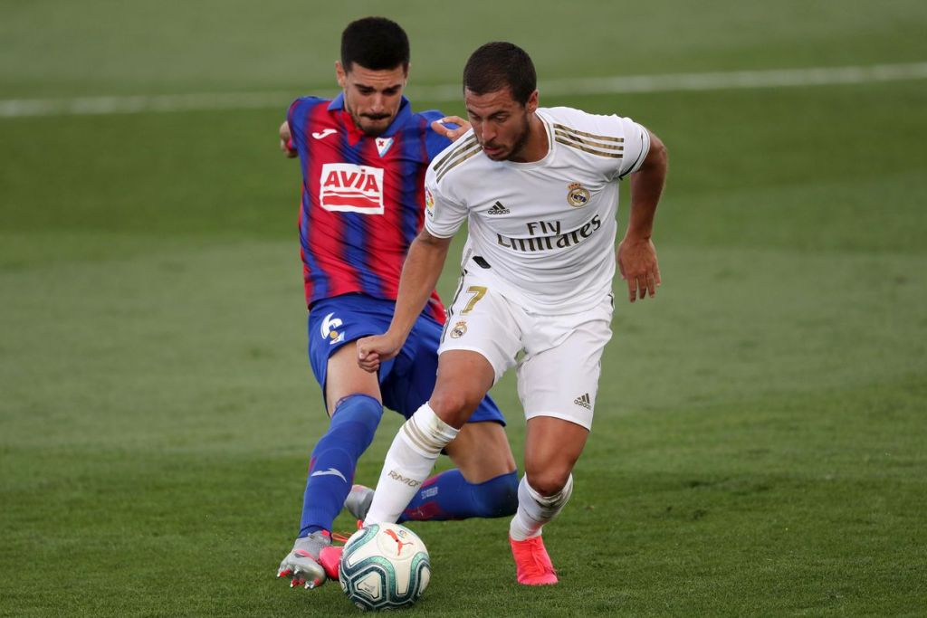 Real Madrid Predicted lineup vs Eibar, Preview, Latest Team news, Prediction and Live Stream 3