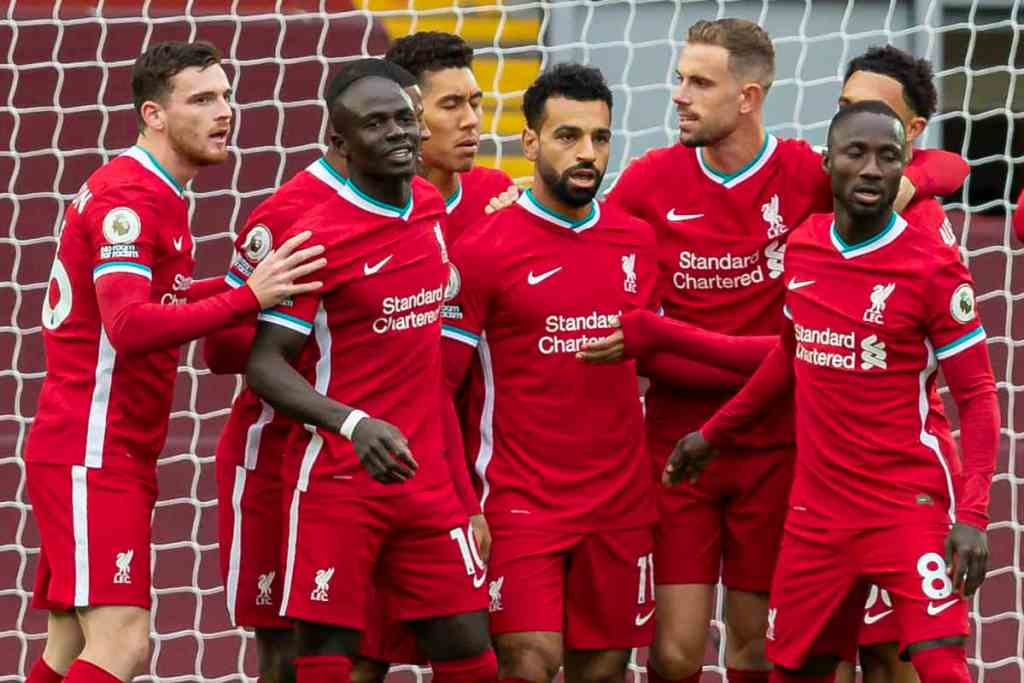 The Premier League champions will hope to defend their crown this year | Image Credits: This is Anfield, Liverpool predicted lineup vs Aston Villa