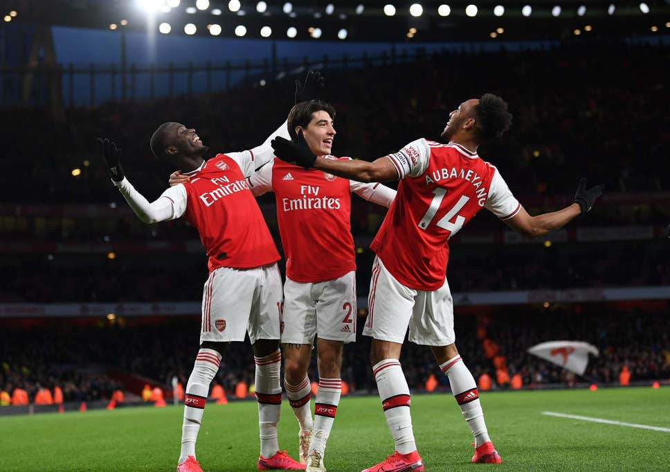 Everton vs Arsenal preview, head to head results and Predicted lineups, Premier League Gameweek 14 4