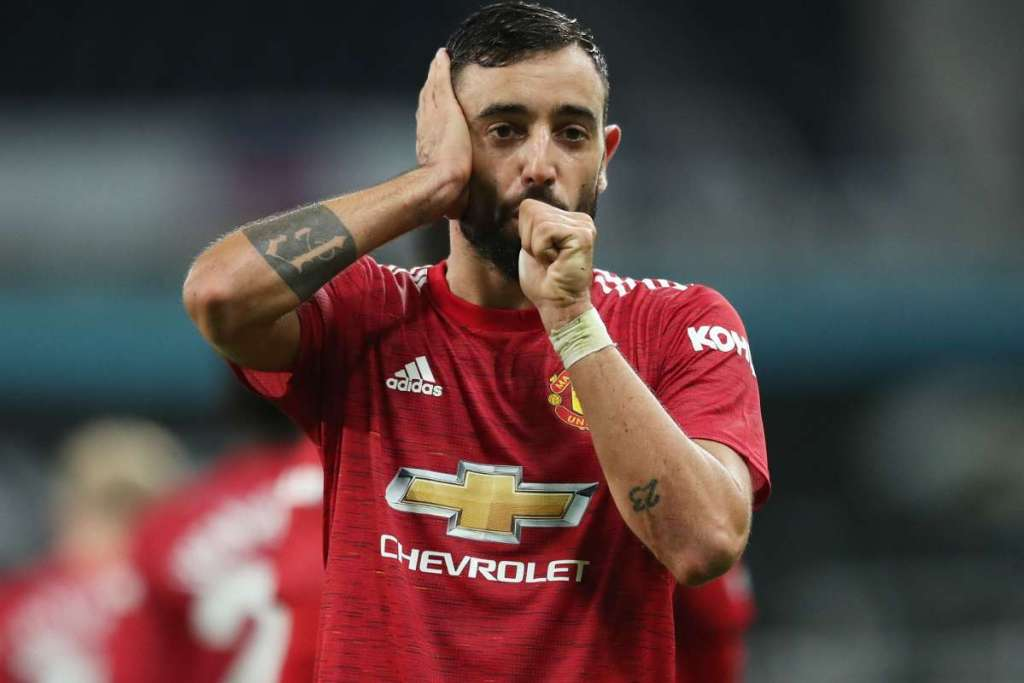 Bruno Fernandes could have a very successful year in 2021   Source: Getty Images, King of Football in 2021