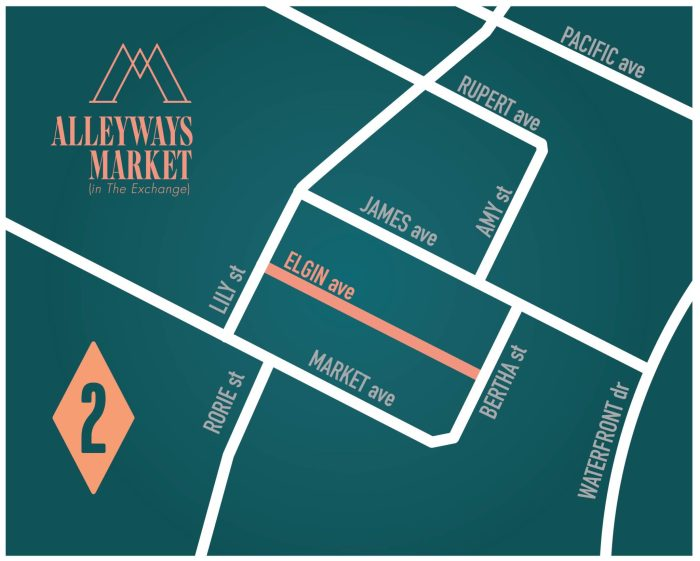 Market Two Map