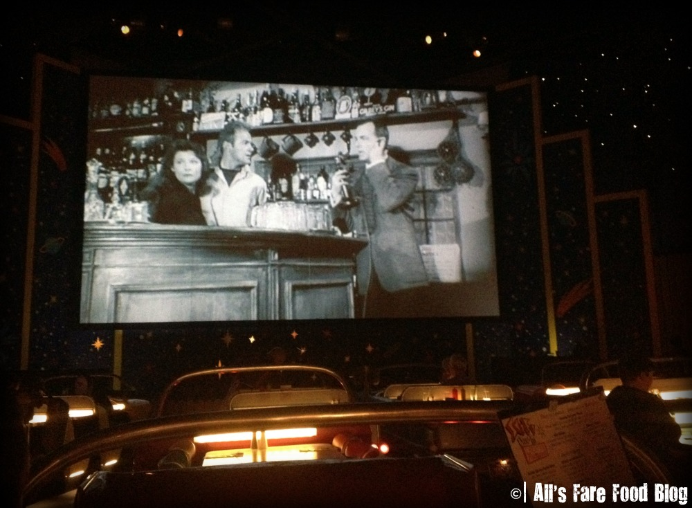 Review: Disney's Sci-Fi Dine-in Theater (5/6)