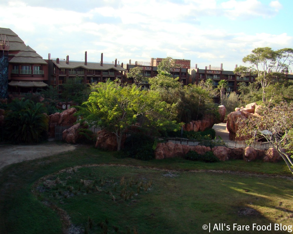 Review: The Mara at Disney's Animal Kingdom Lodge (1/6)