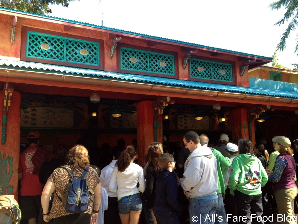 Review: Disney's Flame Tree Barbecue (2/6)