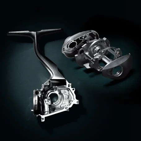 Hagane Body Shimano Technology