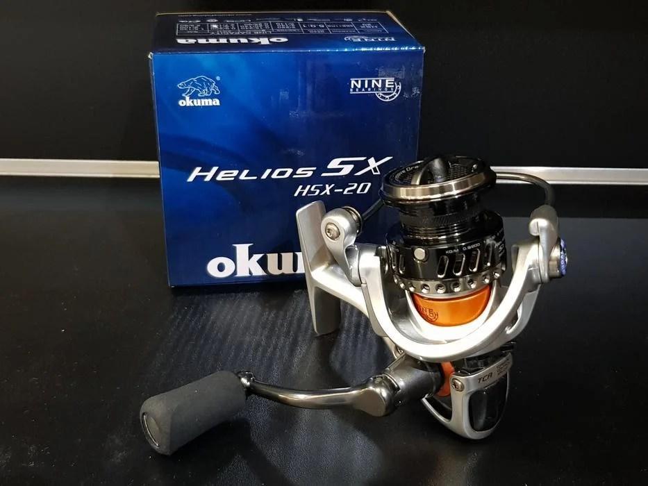 Okuma Helios Spinning Reel