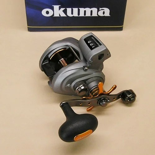 Okuma Cold Water Linecounter Reel