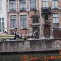 in Brugge - belgium