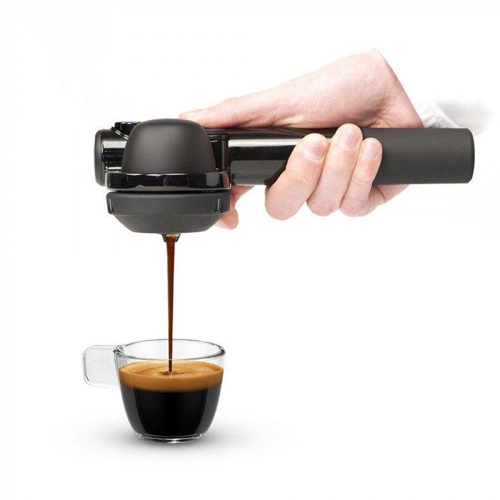 Handpresso pomysł na prezent ręczna kawiarka