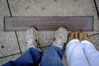 Kunagi oli siin Berliini Müür