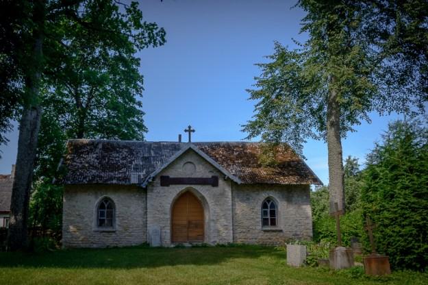 Simuna kirikuaia kabel
