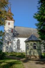 Torma kirik ja kirikuaia paviljon